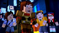 """A Journeys End?"" For Telltales Minecraft Game Announced - http://www.blotgaming.com/news/journeys-end-telltales-minecraft-game-announced/ http://www.blotgaming.com/wp-content/uploads/2016/09/TellTaleMinecraft_201609.jpg"