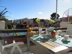 Schau Dir dieses großartige Inserat bei Airbnb an: sonnenterrassenappartment - Apartments zur Miete in Palmanova