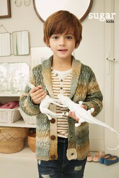 Dylan de Sugar Kids para Lefties
