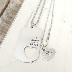 Llevo tu corazón conmigo larga distancia relación su acero