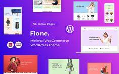 Flone – Minimalist WooCommerce Theme
