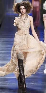 Dior--gosh I loved that collection, it was perfect <3