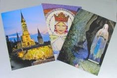 Lourdes books, movies, films and DVDs in English. We have books with information regarding all the historical and religious sites around Lourdes, including the apparitions of Book Of Saints, Postcard Book, Historical Sites, Booklet, Special Events, Coloring Books, Birthday Cards, Activities, Christmas Birthday