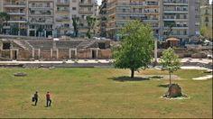 The Odeon of the Agora. Patron Saints, Thessaloniki, The Locals, Greek, Walking, City, Travel, Viajes, Greek Language
