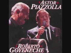 Astor Piazzola y Roberto Goyeneche - Vuelvo al Sur - YouTube