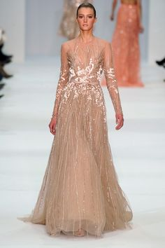 Look haute couture SS 12 - Elie Saab