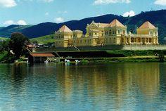 Palácio do Cassino do Lago - Lambari-MG - Lambari (Minas Gerais) – Wikipédia, a enciclopédia livre