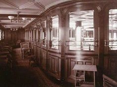 Inside the Imperial Royal Yacht.A♥W