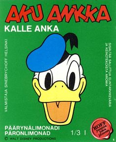 Pupuleipomo: Kaupoista kadonneet herkut Good Old Times, Sweet Memories, Vintage Ads, Finland, Donald Duck, Childhood Memories, Walt Disney, Nostalgia, The Past