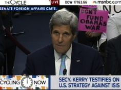 """Wednesday at the Senate Foreign Relation Committee hearing on U.S. strategy for combating ISIS, Sen. Bob Corker (R-TN) criticized President Barack Obama, Vice President Joe Biden and Secretary of State John Kerry as """"three senators"""" exercising """"terrible judgment"""" on the U.S. strategy against ISIS."""