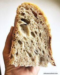 İtalyan ekşi maya yapımı / sourdoughbread