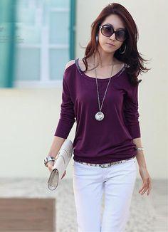 love the purple - $9.80