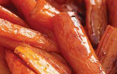 Great for Christmas - Caramilzed Carrots recipe