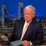 David Letterman's Prudish Anti-Nude Live Body Painting Top 10 List - Artiholics