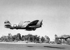 Two-P-47D 42-28152 of the 1st Air Commando Group.