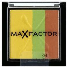 Max Factor Max Effect Trio Eye Shadow Bright Eye Shadows - Choose Shade
