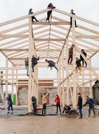 assemble studio barn raising - Recherche Google Assemble Architects, Turner Prize, Fair Grounds, Barn, Studio, Raising, Travel, Google Search, Design