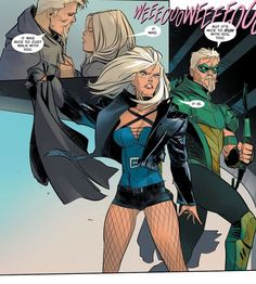 Black Canary and Green Arrow - DC Rebirth Black Canary Comic, Arrow Black Canary, Comic Book Artists, Comic Artist, Comic Books Art, Green Arrow, Batgirl, Marvel Dc, Marvel Comics