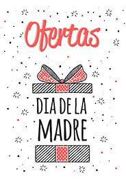 Cartel Ofertas día de la madre  #DiaDeLaMadre #Ofertas #Carteleria