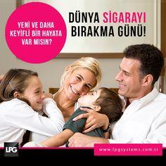 Bugün Dünya Sigarayı Bırakma Günü!  Yepyeni bir yaşama var mısın?  #lpg #sağlık #sağlıklıyaşam #pazartesi #monday #dünyasigarayıbırakmagünü