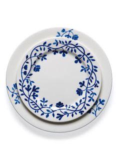 NEW iittala Taika Scandinavian Dinner Plate Platter Blue 11-3/4-Inch OWL Trees #iittalia | Ceramics | Pinterest | Scandinavian dinner plates and Pottery  sc 1 st  Pinterest & NEW iittala Taika Scandinavian Dinner Plate Platter Blue 11-3/4-Inch ...