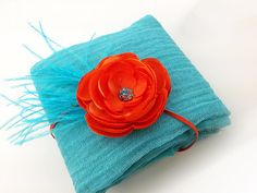 Newborn Photography Prop Turquoise Wrap by TreasuredMemoryLane, $16.00