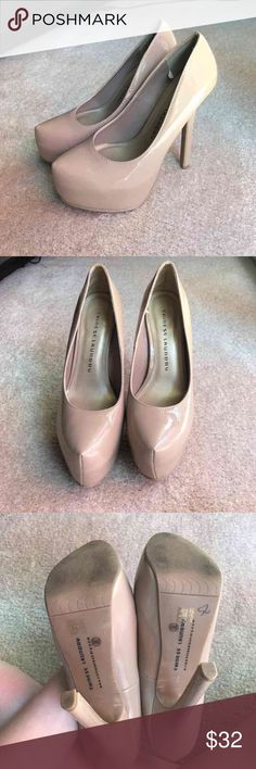 Chinese Laundry Size 6.5 nude wonder pumps Chinese Laundry Size 6.5 nude wonder pumps Chinese Laundry Shoes Heels