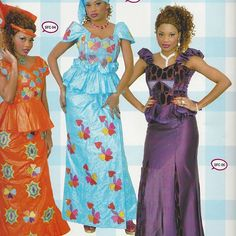 Belles en BAZIN GETZNER ! - Merci à Khadim Sarr pour la couture !  Achetez vos tissus sur mamagetzner.com #bazin #bazingetzner #africanfashion