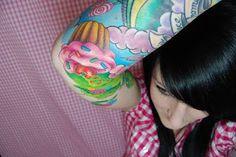 Strawberry Anarchy: Kawaii Tattoos