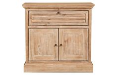 Janie Nightstand, Weathered Sand Now: $476.00 							Was: $599.00