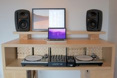 standing desk for dj equiptment - Google Search