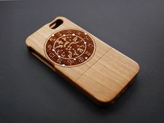 Constellation Cherry Wood iPhone 5s Case - Real Wood iPhone 5 Case - Custom iPhone 5s Case Wood - Wooden iPhone 5 Case - Christmas Gift