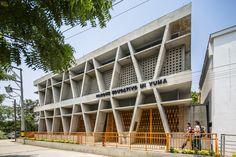 Mi Yuma Educational Park | Plan:B arquitectos [Image © Alejandro Arango]