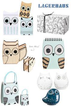 Mon Owl Barn: Lagerhaus: Owl Tape Dispenser Plus