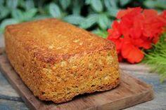 Pão de milho saudável e delicioso com amaranto, chia, psyllium sem glúten e sem…