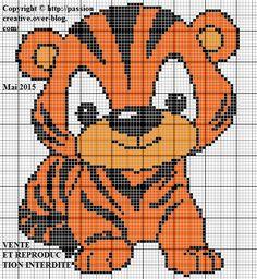 Xmas Cross Stitch, Cross Stitch For Kids, Cross Stitch Baby, Cross Stitch Animals, Cross Stitch Charts, Cross Stitch Patterns, Graph Crochet, Crotchet Patterns, Knitting Patterns