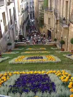 Annual Flower Festival - Temps de Flors – Girona, Spain | by English Muse