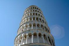 Pisa, Torre, Piazza Dei Miracoli, Obras