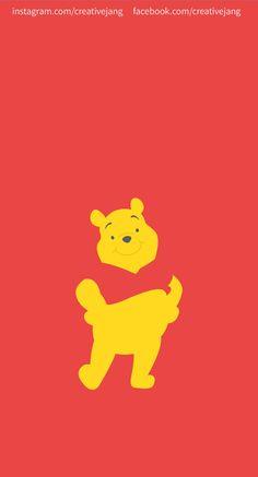 곰돌이 푸 배경화면 pooh wallpaper - 일러스트 배경화면 - Vingle. Very Community.