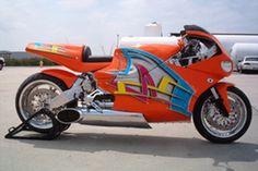 Las cinco motos más alucinantes que querrás si ganas la lotería
