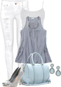 """""""Untitled #2370"""" by lisa-holt ❤ liked on Polyvore"""