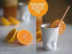 Mandarinen-Kokos-Tee