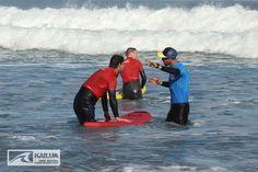 Kailua Surf School Fuerteventura in Costa Calma, Canarias