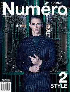 #NumeroThailand Homme 02 #JeremyDufour by #KitBencharongkul