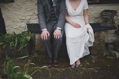 A rustic and star themed wedding at The Star Inn at Harome..  {Sally T Photography - Alternative Wedding Photographer..}