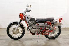 1967 Honda Scrambler Frame no. Engine no. Classic Honda Motorcycles, Touring Motorcycles, Honda Bikes, American Motorcycles, Touring Bike, Vintage Motorcycles, Classic Bikes, Classic Cars, Victory Motors