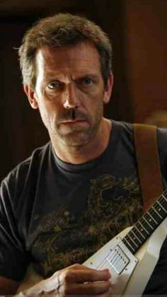 Hugh Laurie--incredibly talented <3