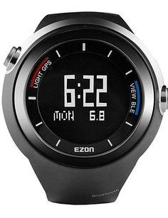 Ezon Frauen und Männer sport multifunktionale Chronograph Leucht gps-Thermometer wasserdichte Uhr g2 - http://uhr.haus/weiq/ezon-frauen-und-maenner-sport-multifunktionale-3