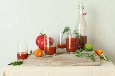 Garden Juice via Golubka