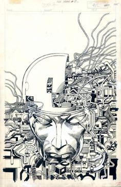 Machine Man - BWS